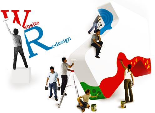 Re-Design Website Development Company in Lucknow