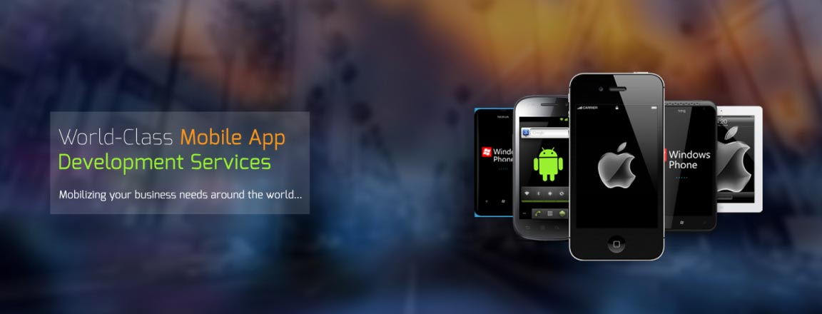 Mobile Apps Development Company in Lucknow